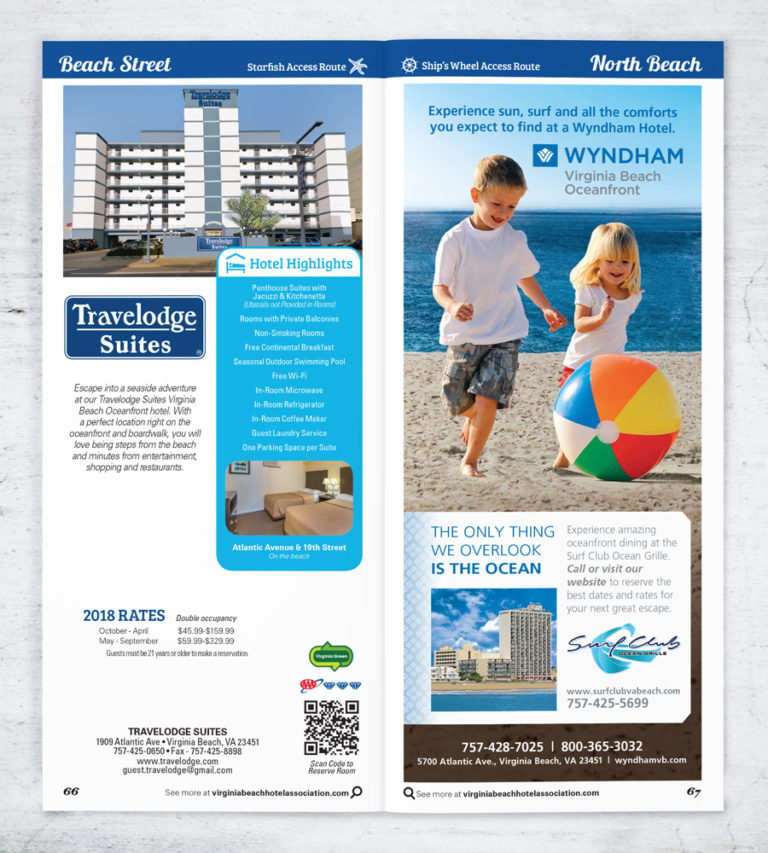 Virginia Beach Hotel Association Directory